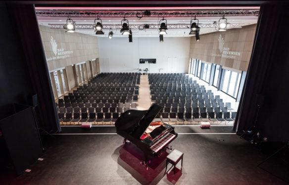 Bühne im Großen Saal