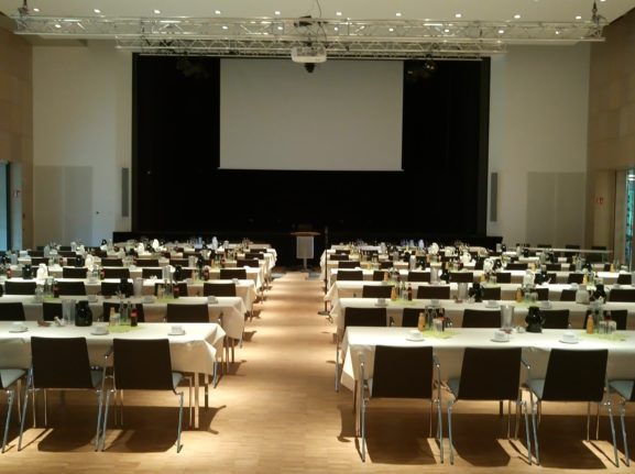 Tagung Großer Saal