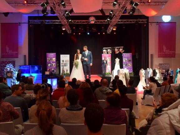 Hochzeitsmesse im Kurhaus Bad Bevensen-Modenschau
